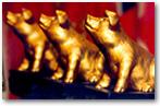 Des Gloutons d'or bien mérités