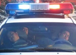 policiersendormis