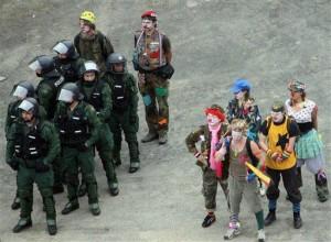 policiers-et-clowns