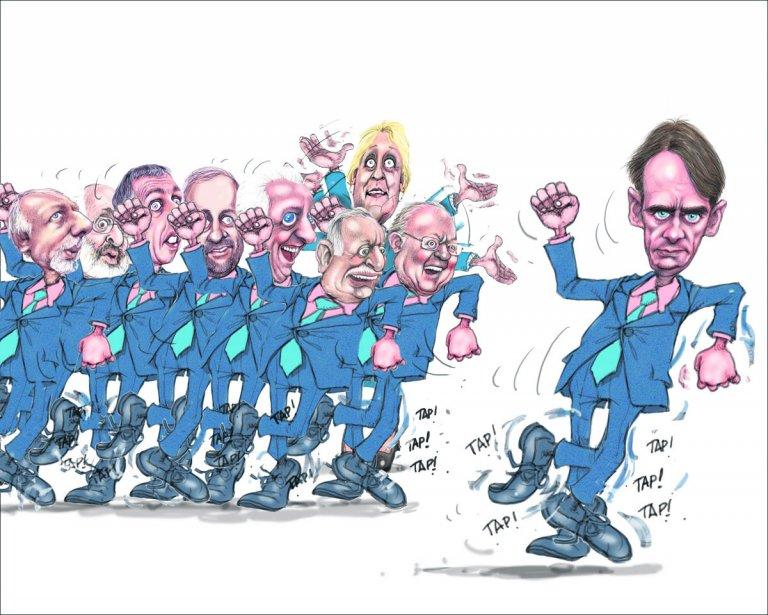 Chapleau, de La Presse