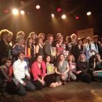 Tous les gagnants des prix Mosaic