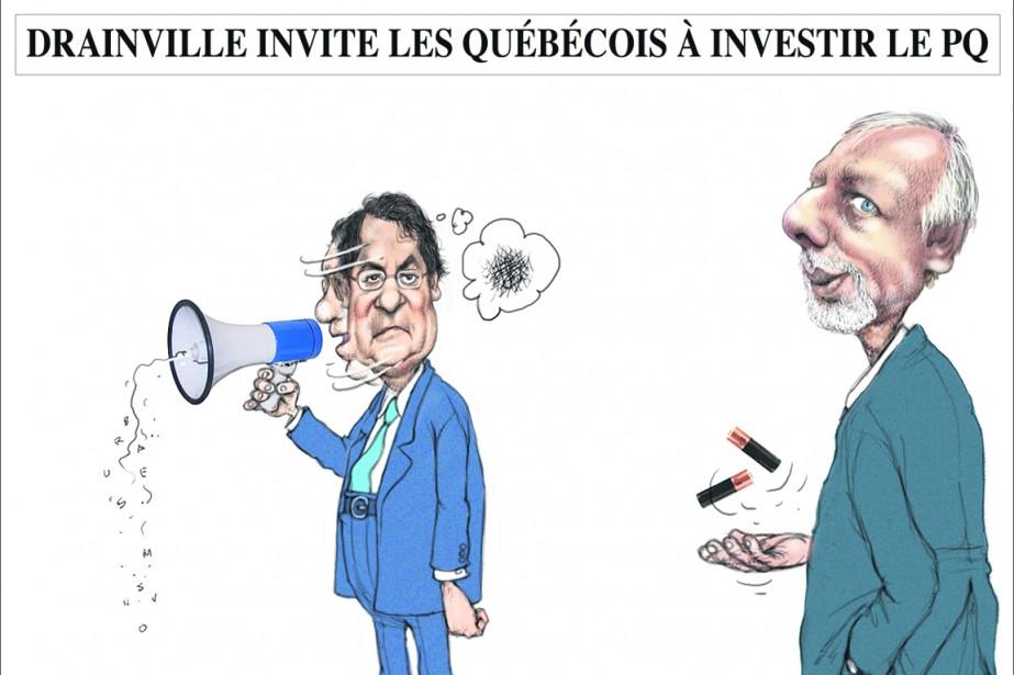 Chapleau, La Presse