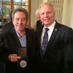 """Avec Claude Gauthier, l'auteur du """"Plus beau voyage"""""""