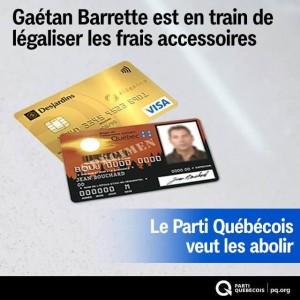 Crédit: Facebook du Parti québécois