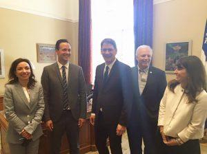 2016-06-01 avec les 4 candidats et Gaudreault