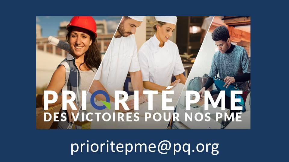 priorité PME