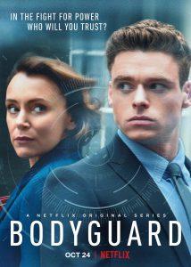 Bodyguard, garde du corps, espionnage, british