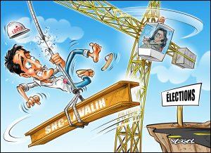 SNC-Lavalin, Jody Wilson-Raybould, Justin Trudeau, élections
