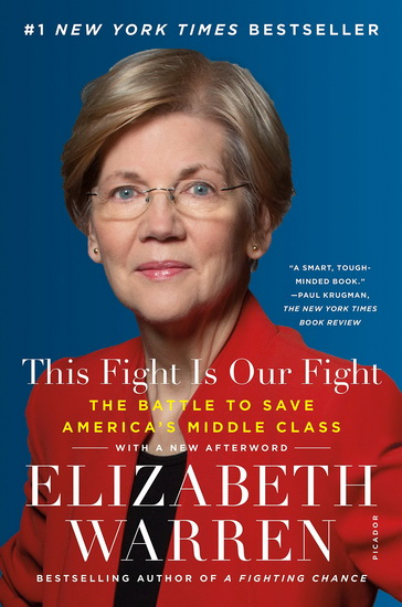 Elizabeth Warren, This Fight Is Our Fight