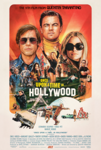 Tarantino, Once Upon a Time in Hollywood