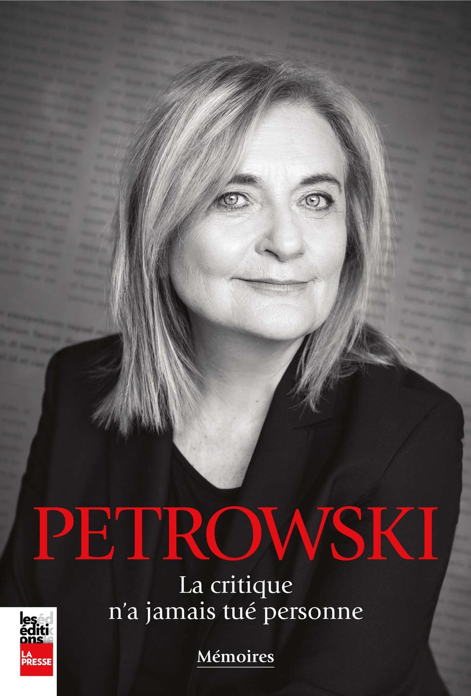 Nathalie Petrowski, La Presse, Le Devoir