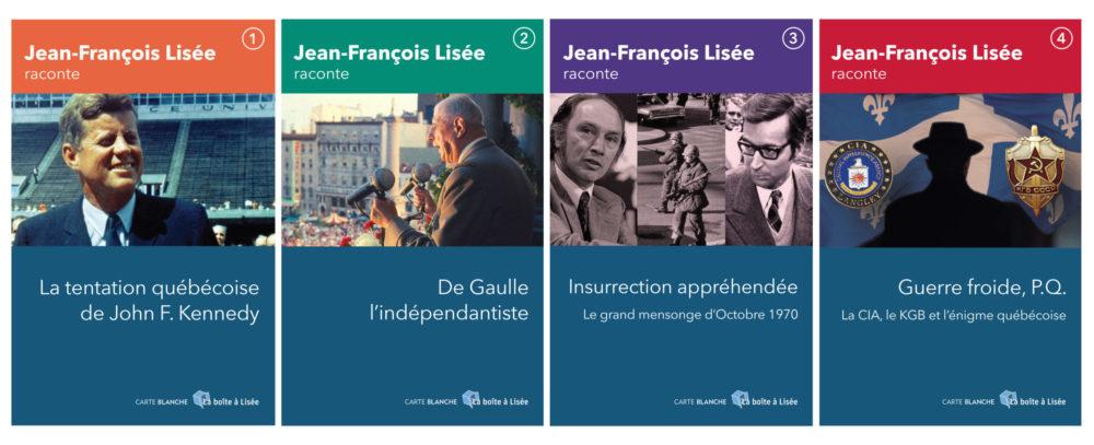 Le blogue et les balados de Jean-François Lisée